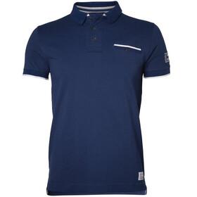 North Bend Baseline Kortærmet T-shirt Herrer blå